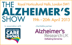 CIC to take part in The Alzheimer's Show