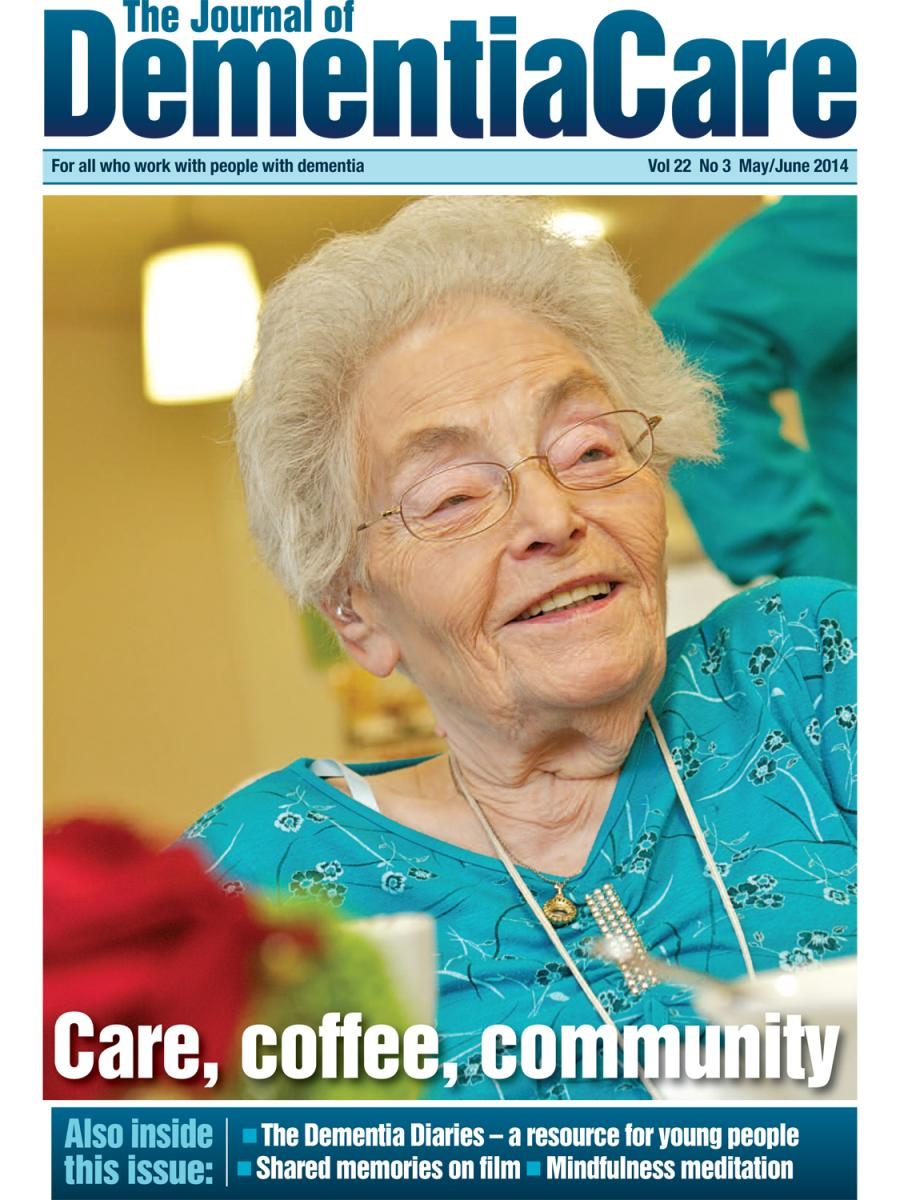 Journal of Dementia Care
