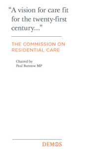 Commission on Residential Care Report