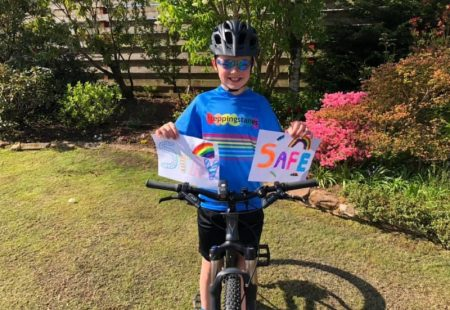 Steppingstanes Youth Cycling Club