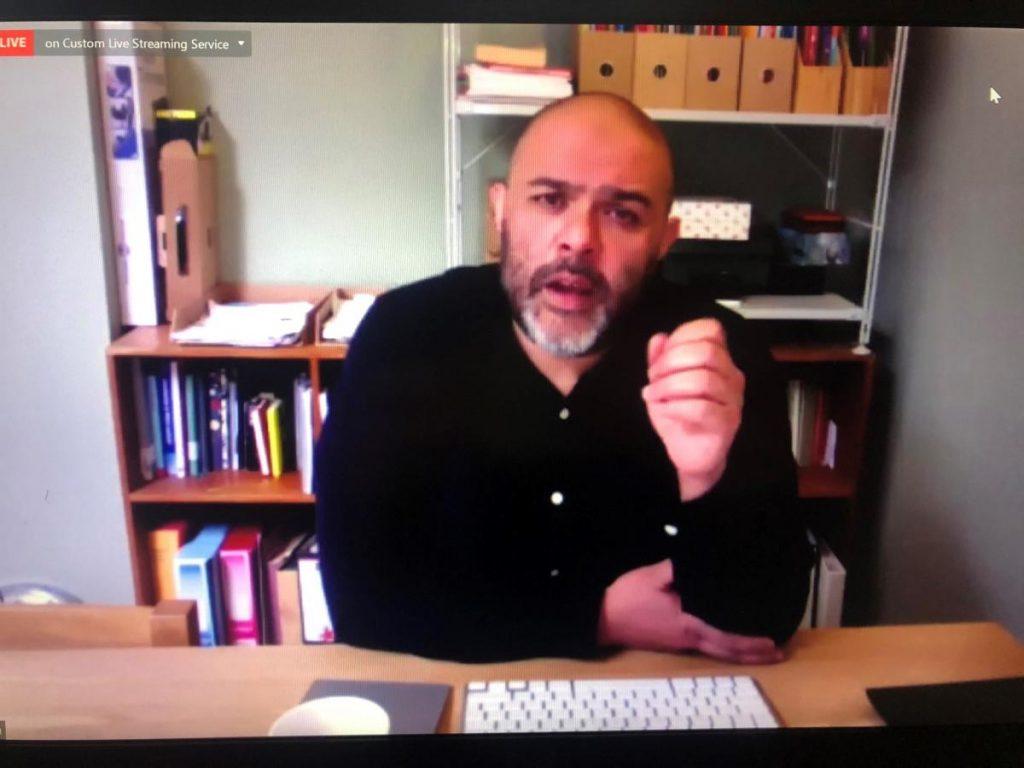 Dr Hassan Burhan - Webinar on Vaccine Expert