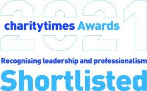 Charity Times Award Logo