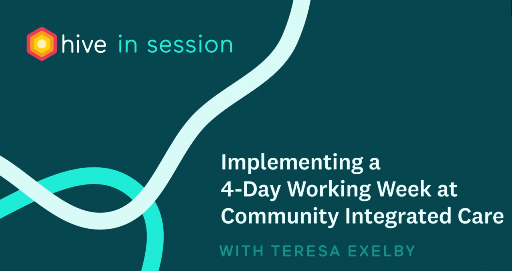 Teresa Exelby joins Hive in Session