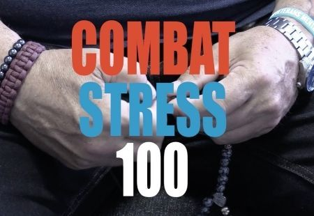 Combat Stress 100 educational resource for schools
