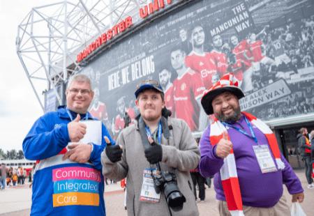 Volunteers live their dreams at Grand Final