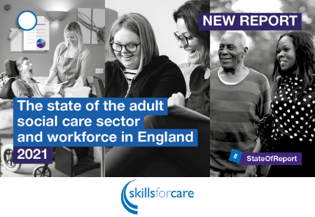 Skills for care launch new report